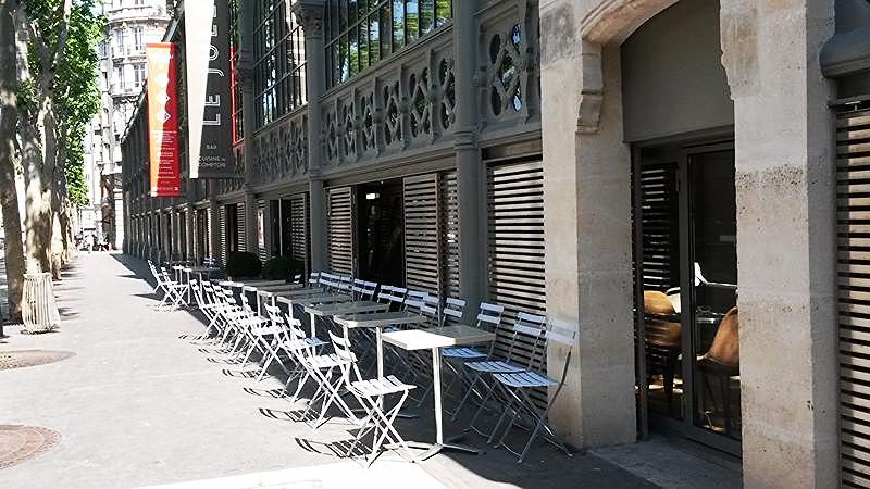 Vivre Le Marais Vivre Paris Centre Le Bar Restaurant Du