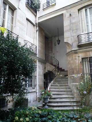 Michel le comte 16 escalier 14 11 15