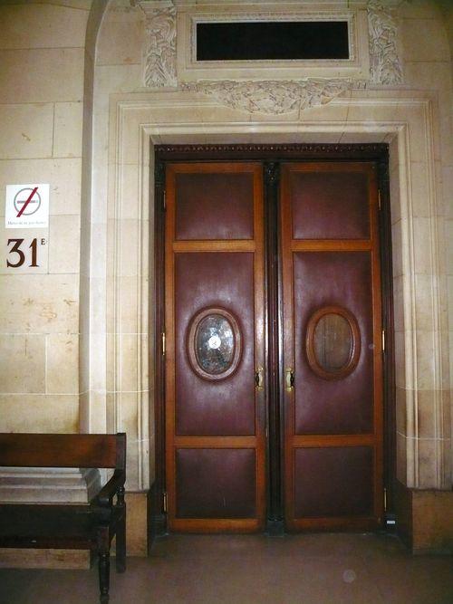Palais justice 31ème chambre