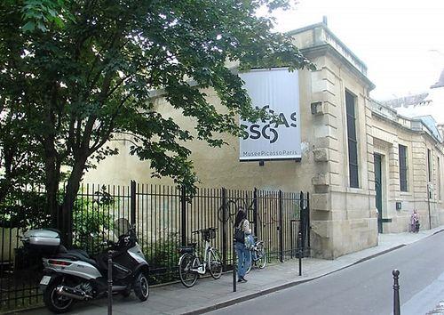 Musée picasso et jardin thorigny 07 06 16