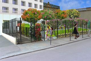 Jardin thorigny