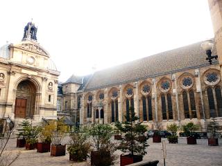 St martin prieuré réfectoire et entrée monumentale musée 26 11 11