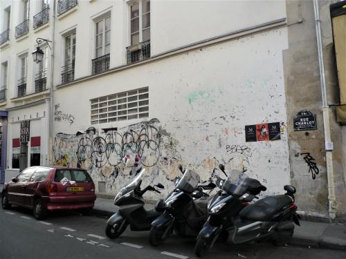 Bretagne charlot mur nettoyé 15 02 17