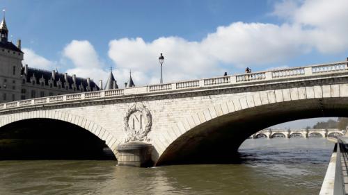 Pont au chage pont neuf 20 03 18