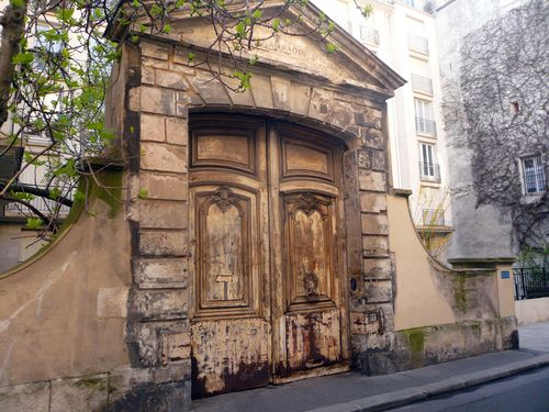 Beautreillis 6 portail 05 04 14
