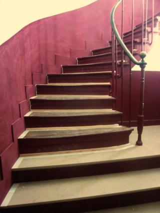 Michel le comte 25 escalier ancien 02 11 15