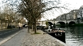 Berges pont marie 27 12 15