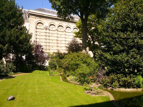 Soubise jardin anglais