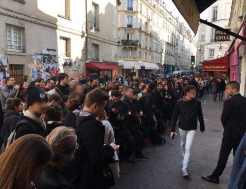 Vivre le Marais !: La rue du Roi de Sicile (IVe) bouclée pour l ...