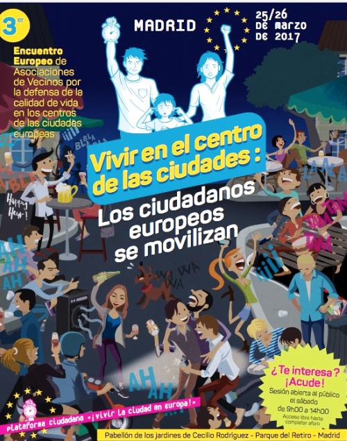 Affiche madrid 2017