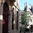 Hôtel de Clisson vu de la rue de Braque (IIIe)