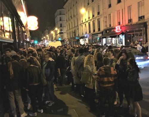 Minuit bars rue oberkampf juillet 2016 excellent