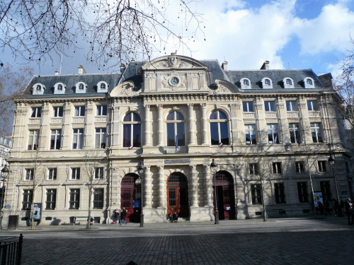 Mairie IVe face 06 03 16