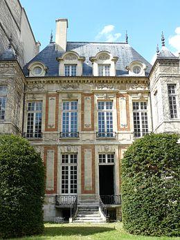 Hôtel Chalon-Luxembourg_facade_jardin