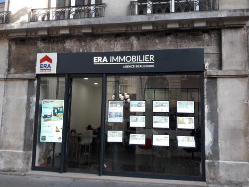 Beaubourg 52 façade era immob 08 10 18