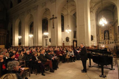 Concert 12 12 18 gérard assistance