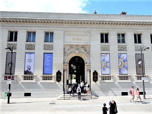 Musée légion d'honneur