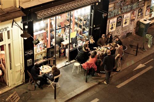 Jean pierre timbaut trois bornes soirée trottoir 2012