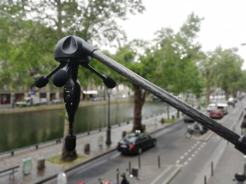 Méduse Canal Saint Martin