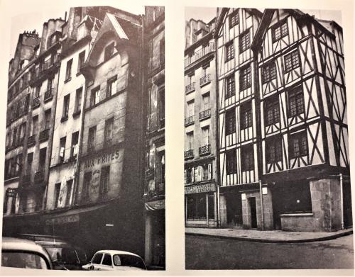 François miron 11 façades
