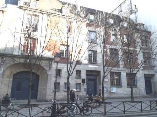 Coeur façade