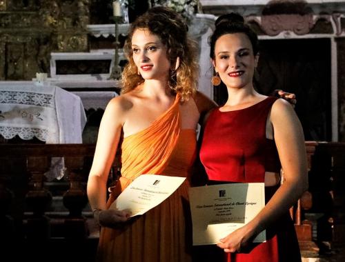Lauréates femmes