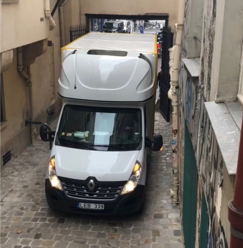 Arba camion