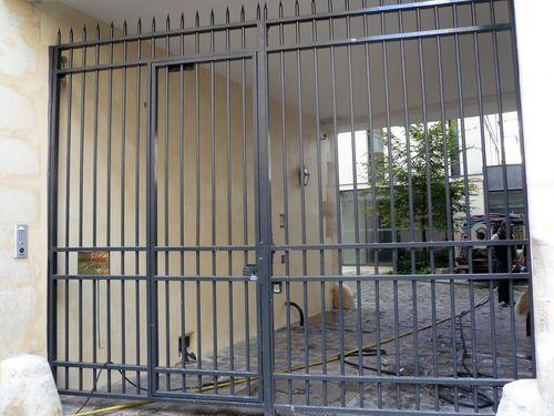 Ste avoye passage rénové grille 29 09 12