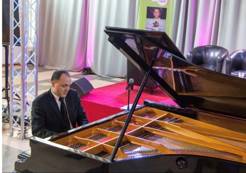 Olivier cangelosi en concert