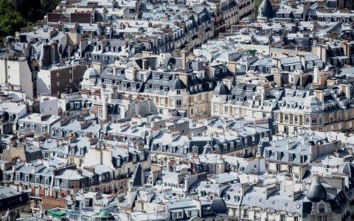 Paris vue du ciel le parisien 03 01 20
