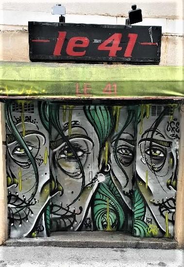 Quincampoix 41 fresque
