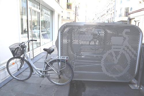 Vélos parking