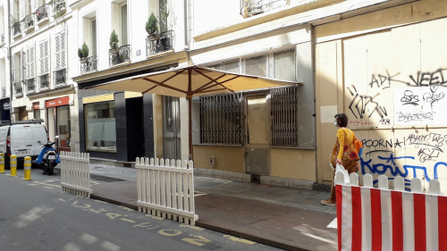 Saintonge 29 terrasse 21 04 21