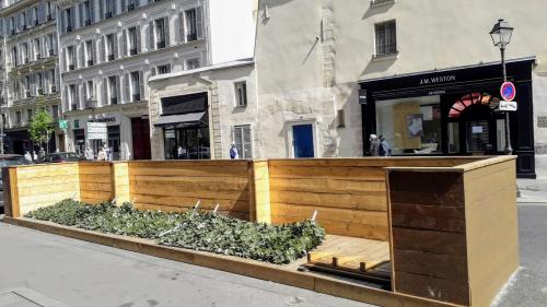 La fronde terrasse