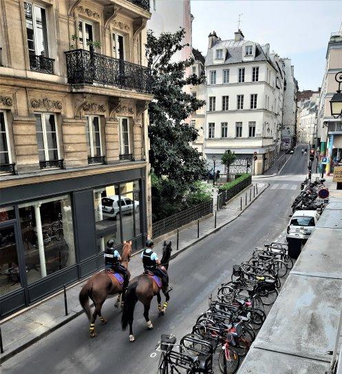 Haudriettes chevaux gendarmerie 25 04 20