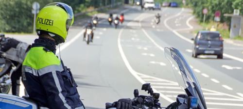 Motos polizei