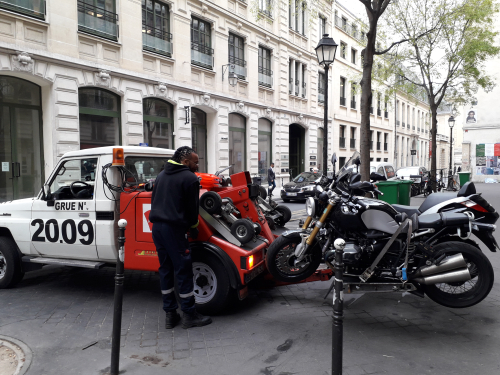 Motos enlèvement 09 04 19