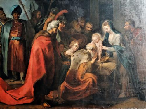 Rubens st eustache
