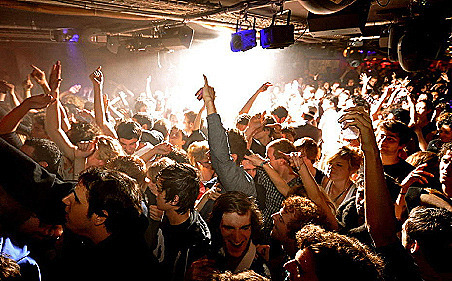 Fête clubbing 06 12 18