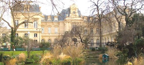 Mairie IIIe paris centre 17 10 18