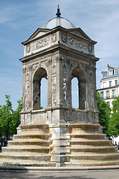 Fontaine_des_Innocents _2011