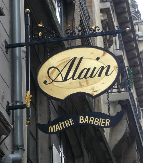 Alain barbier, enseigne