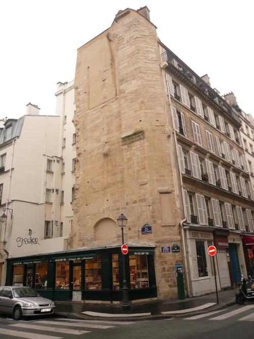 Eglise Saint-Paul de Champs (vestiges)