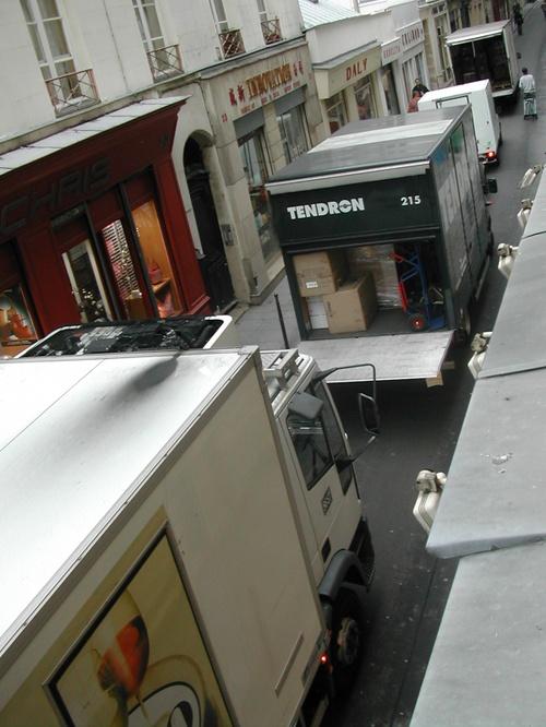 rue des Gravilliers