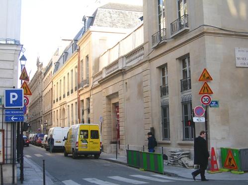 Hôtels de Guénégaud et de Mongelas